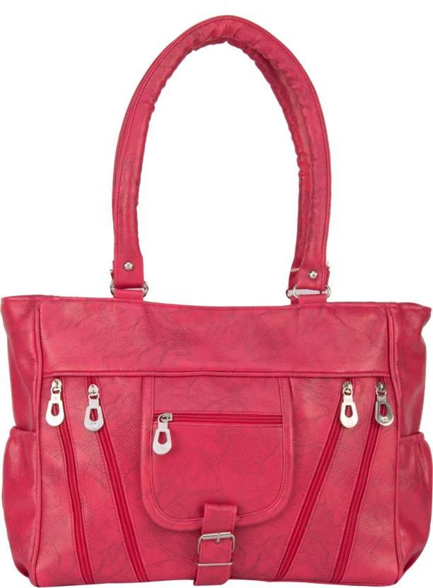 8735b9e014 Buy Rosebery Hand-held Bag Pink Online   Best Price in India ...