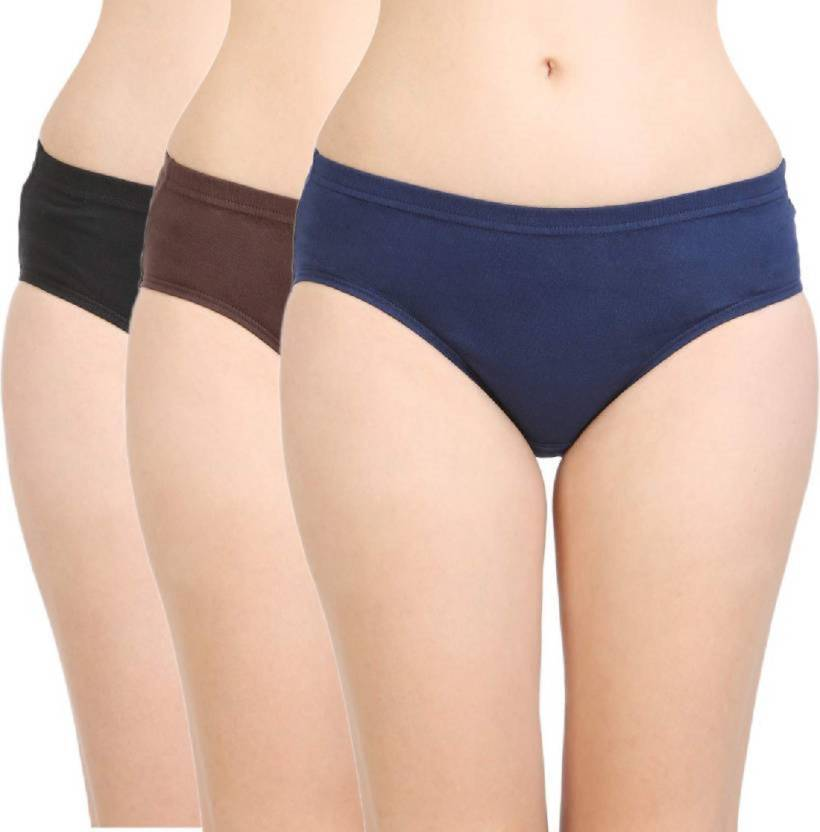 c884525a5654 Boldnyoung Women's Hipster Multicolor Panty - Buy Boldnyoung Women's ...