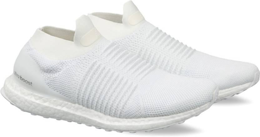 8265396be ADIDAS ULTRABOOST LACELESS Running Shoes For Men - Buy NONDYE NONDYE ...