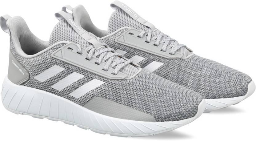 Adidas questar guidare gli uomini comprano scarpe da corsa per gretwo / ftwwht
