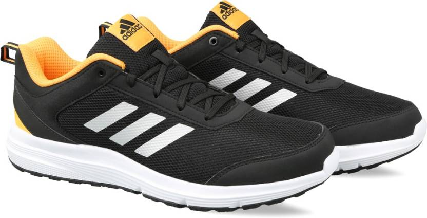 291d749f5 ADIDAS ERDIGA 3 M Running Shoes For Men - Buy CBLACK/SILVMT/REAGOL ...