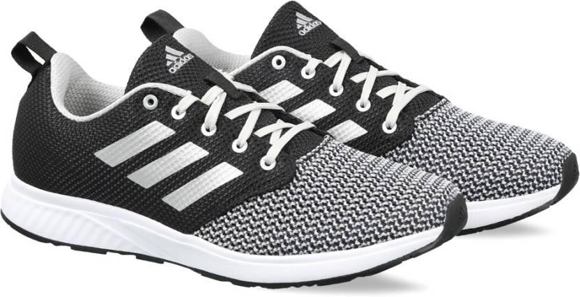 adidas jeise m per gli uomini comprano scarpe da corsa silvmt / cblack colore