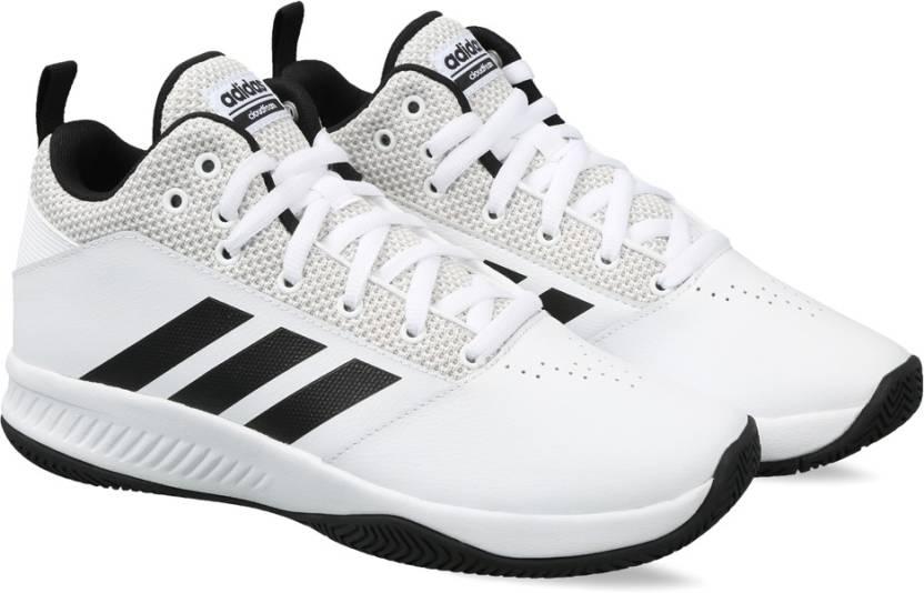 adidas ilation 4e scarpe da basket per gli uomini comprano ftwwht / cblack