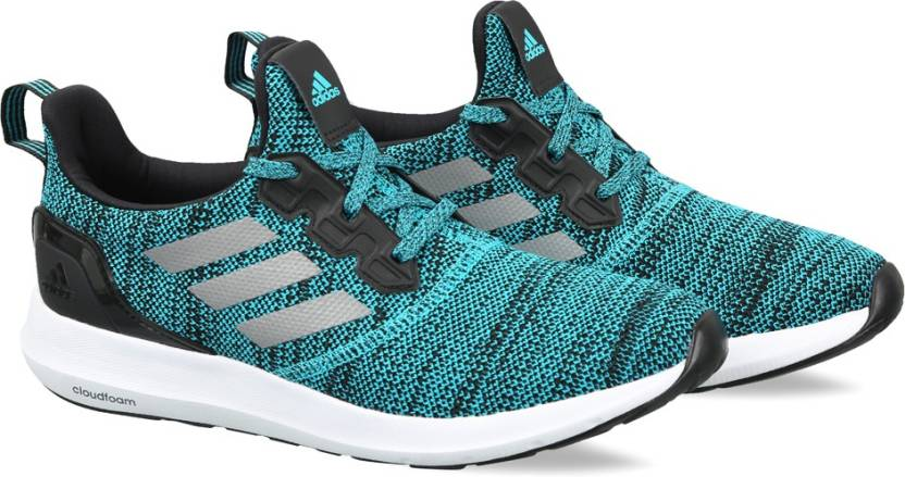 finest selection dbbb6 52c57 ADIDAS ZETA 1.0 M Running Shoes For Men (Blue)