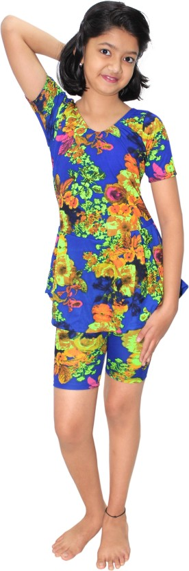 Goodluck Swimming Costume For Kids Girls Printed Girls Swimsuit  sc 1 st  Flipkart & Goodluck Swimming Costume For Kids Girls Printed Girls Swimsuit ...