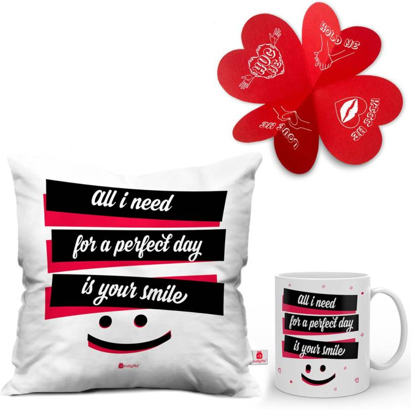 Indigifts Valentines Day Gifts For Boyfriend Girlfriend Wife