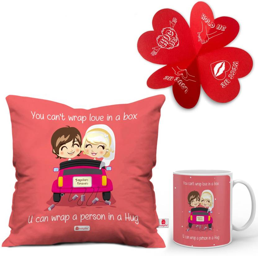 Indigifts Valentine Day Gifts For Lover Girlfriend Boyfriend Wife