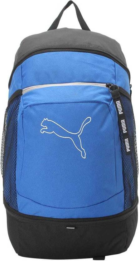 Puma Echo Backpack IND 22 L Backpack Turkish Sea - Price in India ... d0667bb2f9ea1