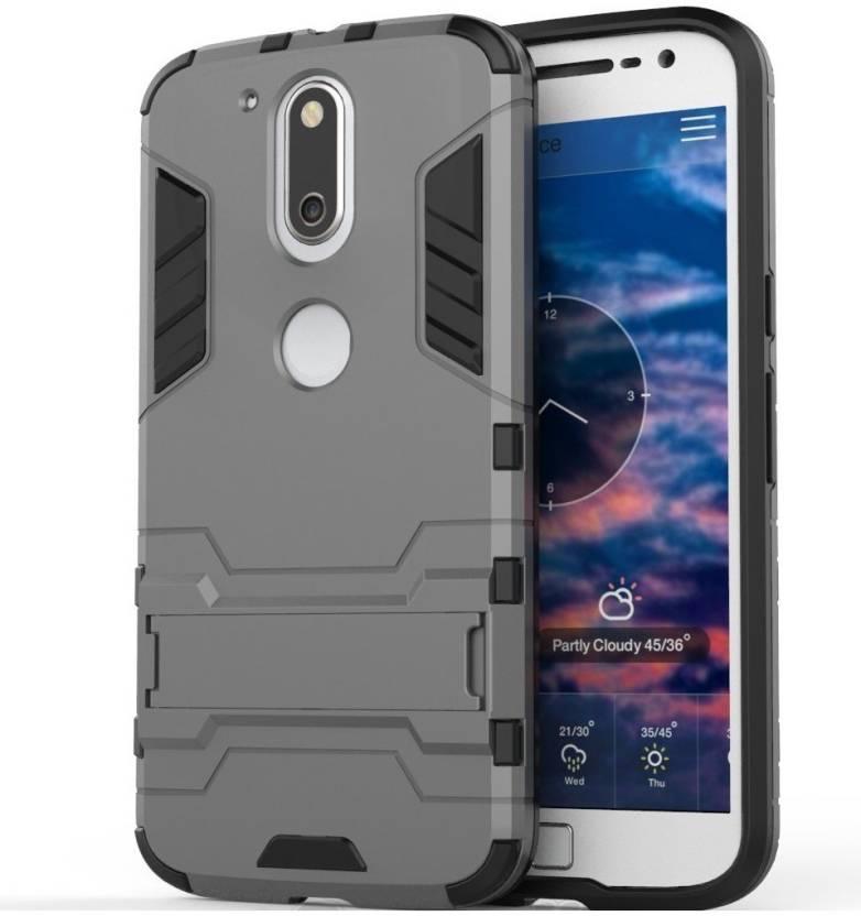 best website 8aae8 8fd2b MOCA Back Cover for Motorola MoTo G4 Plus / Moto G 4th Generation ...