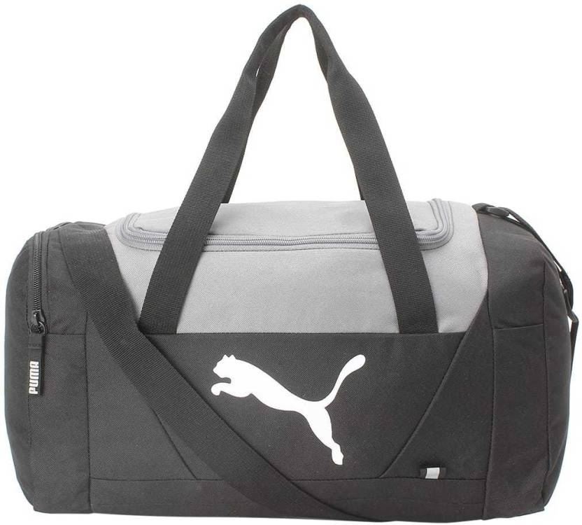 6a4e218a51a8 Puma Fundamentals Sports Bag XS Travel Duffel Bag Black - Price in ...