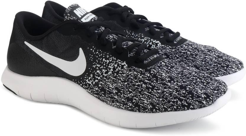 80ac578c00fb Nike WMNS NIKE FLEX CONTACT Running Shoes For Women - Buy Black ...