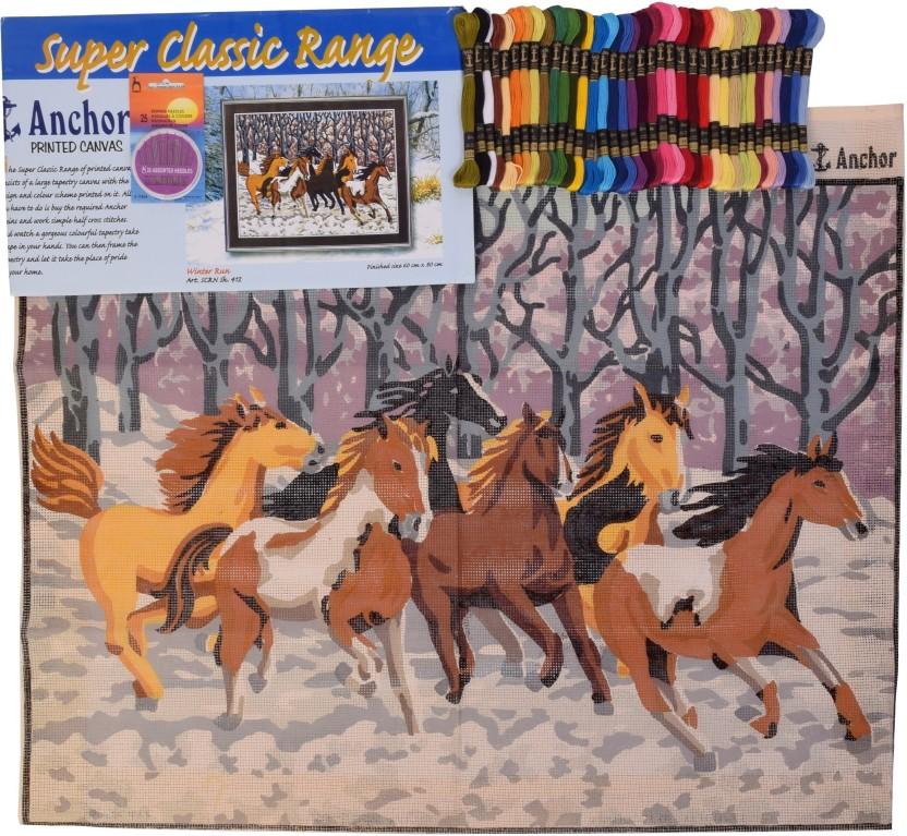 HORSE /& WESTERN LADIES WOMENS GIRLS  ACESSORIES TAPESTRY CANVAS HORSES TOTE BAG