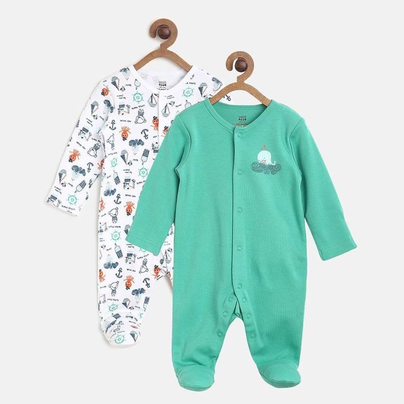 d59f93091c06 MINIKLUB Baby Boys Multicolor Sleepsuit - Buy MINIKLUB Baby Boys ...