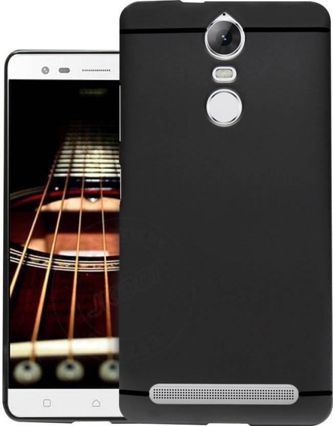 SRT Back Cover for Lenovo Vibe K5 Note Black