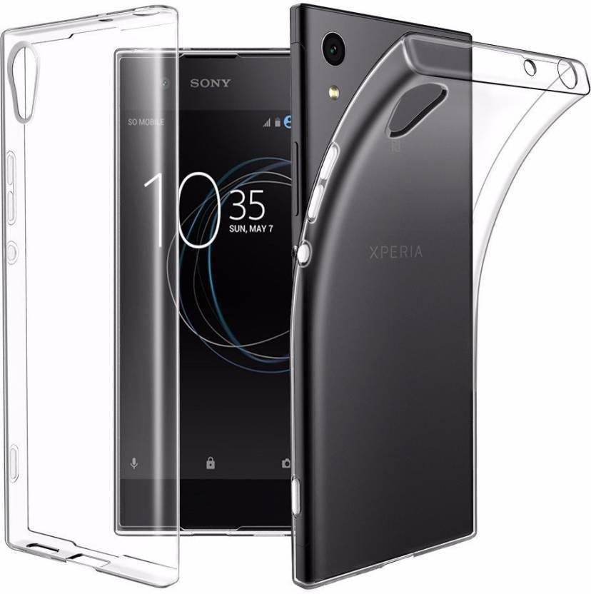 sale retailer cf2e6 431c4 Flipkart SmartBuy Back Cover for Sony Xperia XA1
