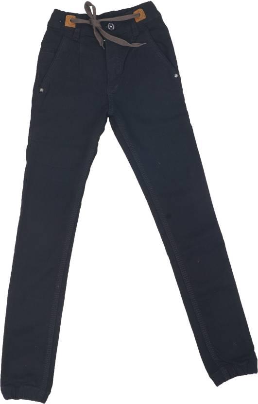 744d6e31a Magic Attitude Slim Boys Black Jeans - Buy Magic Attitude Slim Boys Black  Jeans Online at Best Prices in India | Flipkart.com