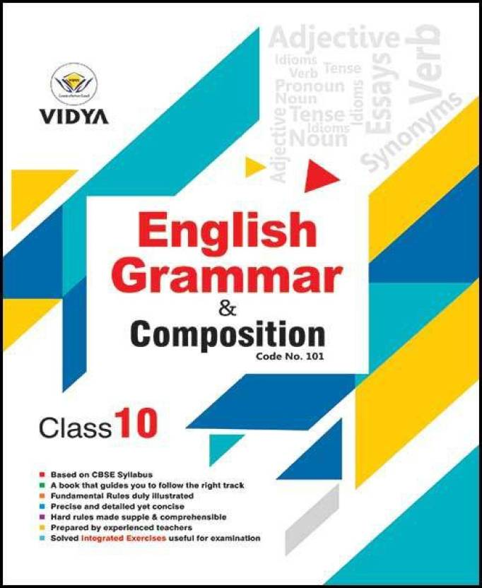 English Grammar And Composition-10: Buy English Grammar And