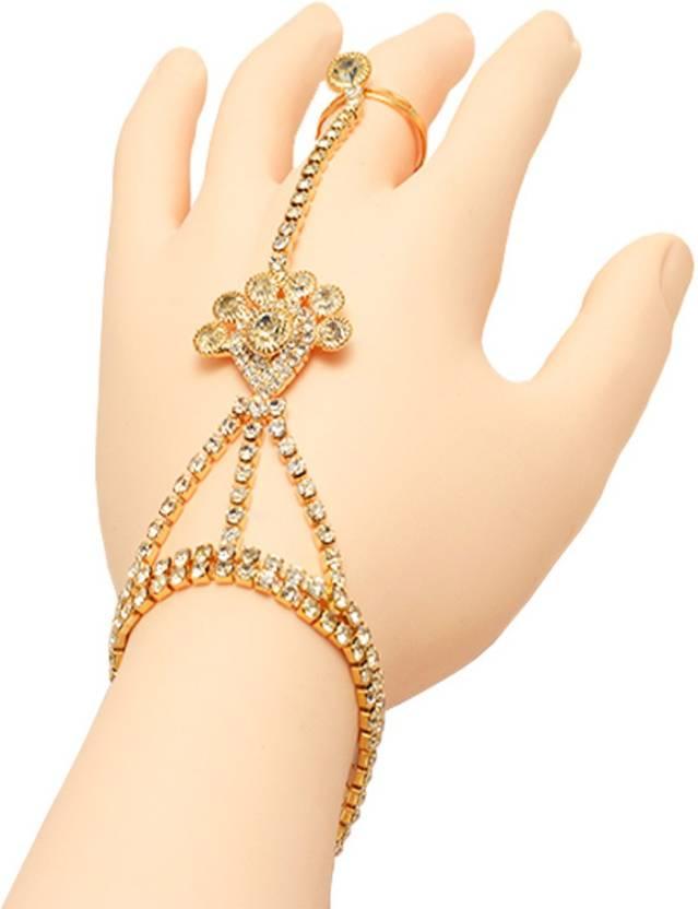 f7bbc34c6c Narbman Alloy Ring Bracelet Price in India - Buy Narbman Alloy Ring  Bracelet Online at Best Prices in India | Flipkart.com