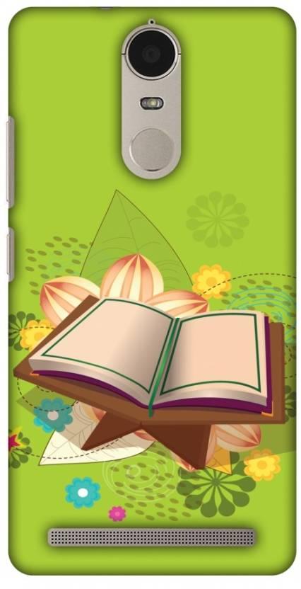 Amzer Back Cover for Lenovo K5 Note, Lenovo Vibe K5 Note
