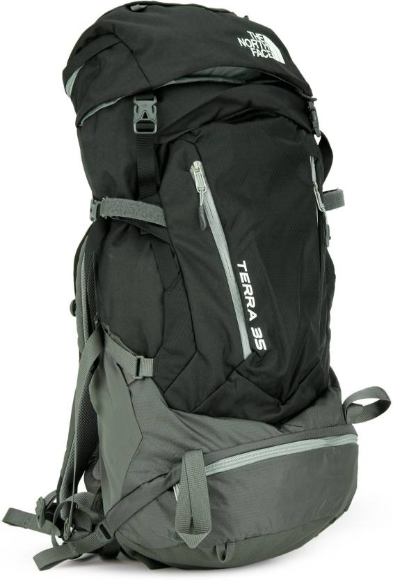 7002dedaf The North Face TERRA 35 Rucksack - 35 L TNF BLACK/ASPHALT GREY ...