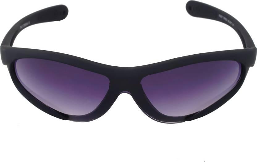 65e433d23a Buy Grand Fashion Star Rectangular Sunglasses Violet For Boys ...