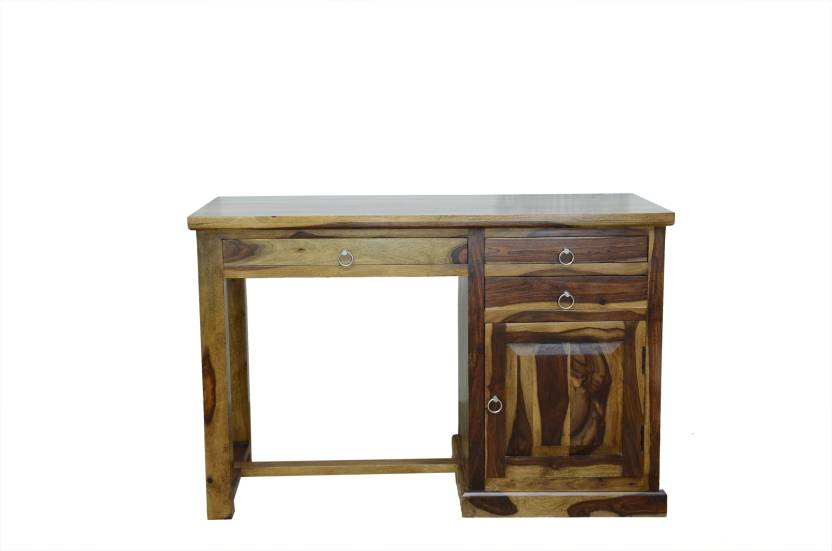Ks Solid Wood Study Table Price In India Buy Ks Solid Wood