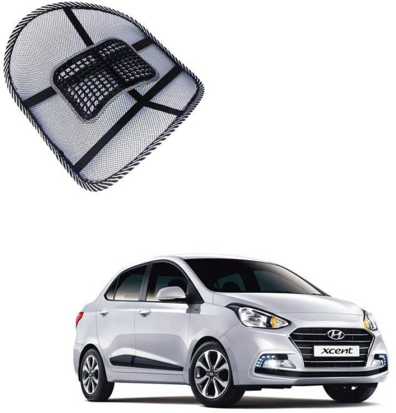AutoKraftZ Backrest Blk Stof1 XCENT 8944079555234 Exclusive Car Seat Massage Chair Back