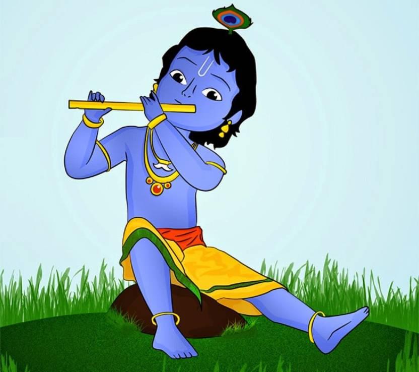 Little Krishna Animated Cartoon Movie Dvd Hindi 1 Price In