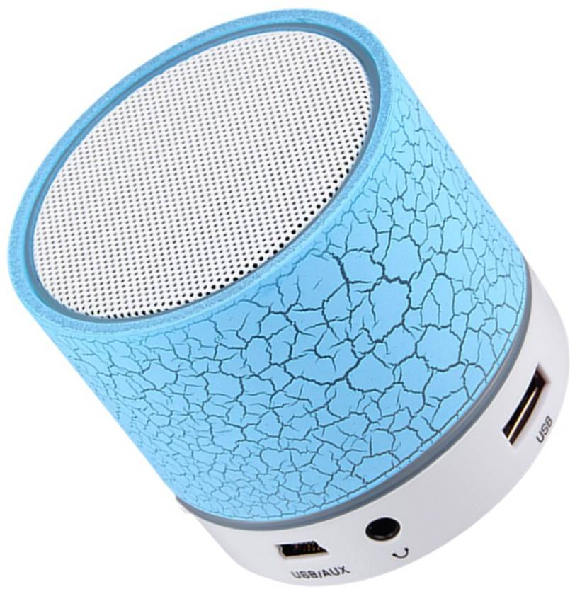 Padraig Wireless LED Bluetooth Speakers S10 Handfree For All Android &  iPhone Smartphones (Assorted Colour) 3 W Bluetooth Speaker