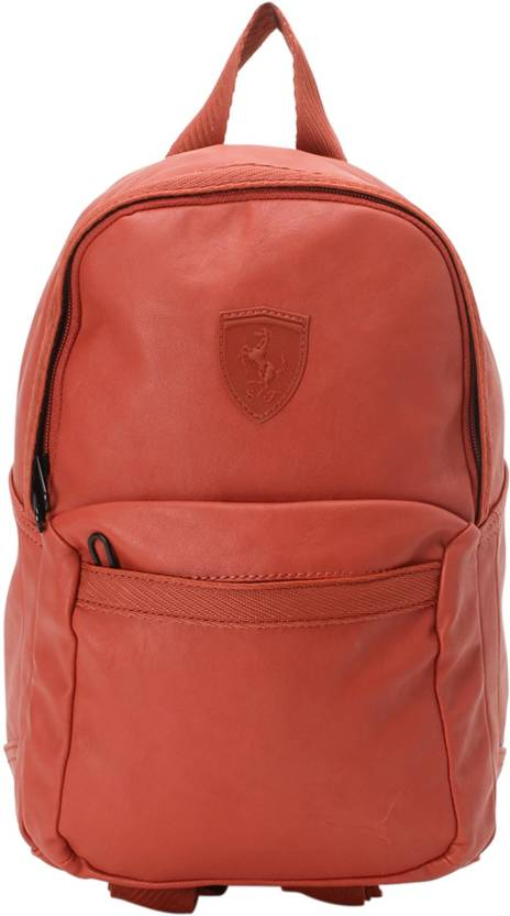 Puma SF LS Zainetto Women s 23 L Laptop Backpack Red - Price in ... 2fdab5791b
