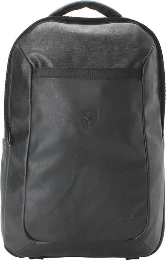 Puma SF LS 21 L Laptop Backpack Black - Price in India  1b526c386978e