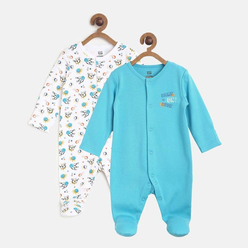 cf65caffb76b MINIKLUB Baby Boys Multicolor Sleepsuit - Buy MINIKLUB Baby Boys Multicolor  Sleepsuit Online at Best Prices in India | Flipkart.com