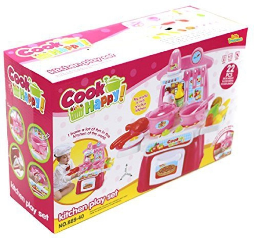 """Barbie Cook With Me Play Pretend Smart Kitchen Replacement 4/"""" Plate"""
