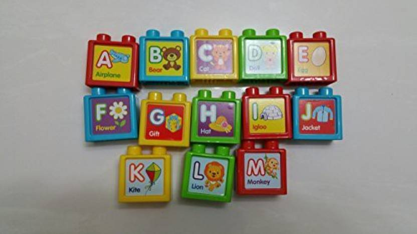 Generic Replacement Blocks For Vtech Sit To Stand Ultimate Alphabet