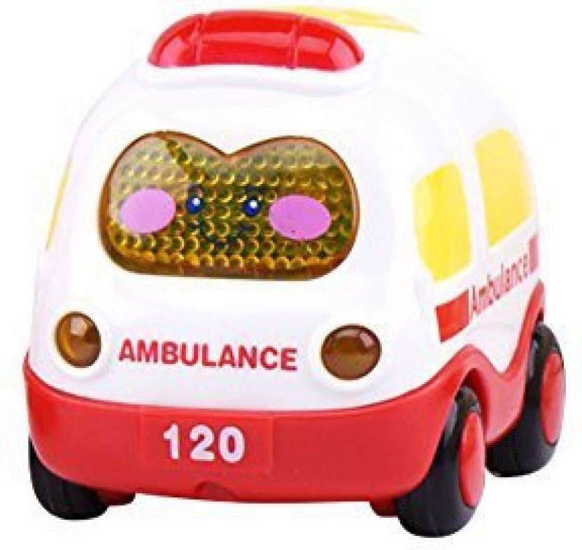 f515555d0299a Baidercor Small Toy Car Cute Cartoon Ambulance Price in India - Buy ...