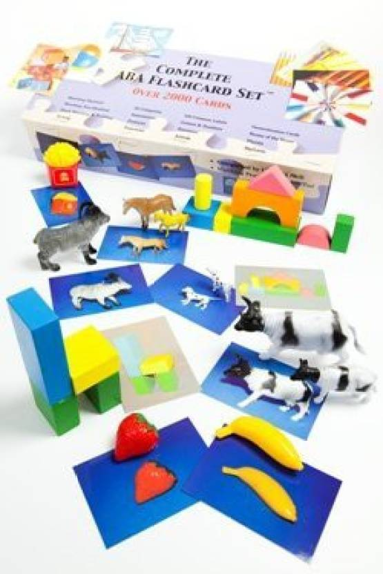 Generic The Aba Language Cards: Early Language Manipulatives
