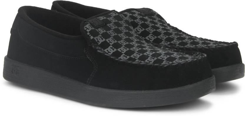 Dc Villain Sneakers For Men Buy Black Print Color Dc Villain