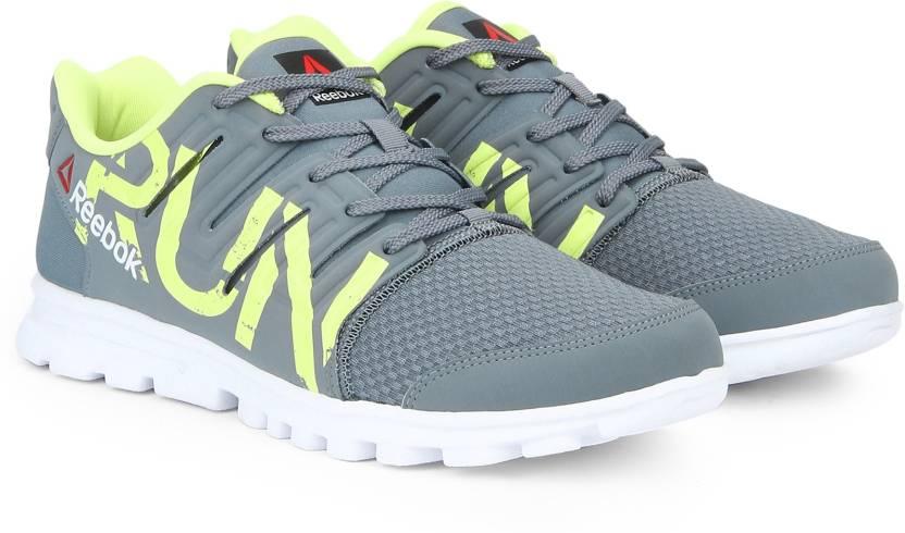 993efc27b3e536 REEBOK ULTRA SPEED Running Shoes For Men - Buy DUST GREEN WHITE ...