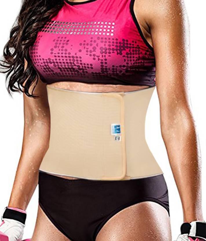 01a87d916e66b Morrilfox Original Unisex Abdominal Binder Support belt Stomach Tummy  Trimmer Body ShaperShapewear Post Pregnancy Abdomen Support (XL, ...