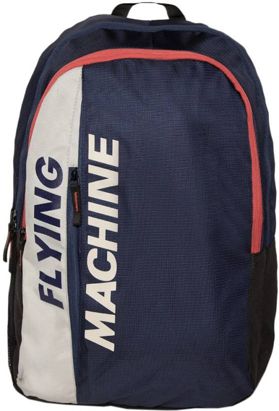 076a3287e5 Flying Machine Elegant Youth 18 L Backpack (Multicolor)