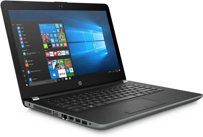 HP Notebook Celeron Dual Core - (4 GB/500 GB HDD/Windows 10) 14-BU004TU Laptop(14 inch, SMoke Grey)