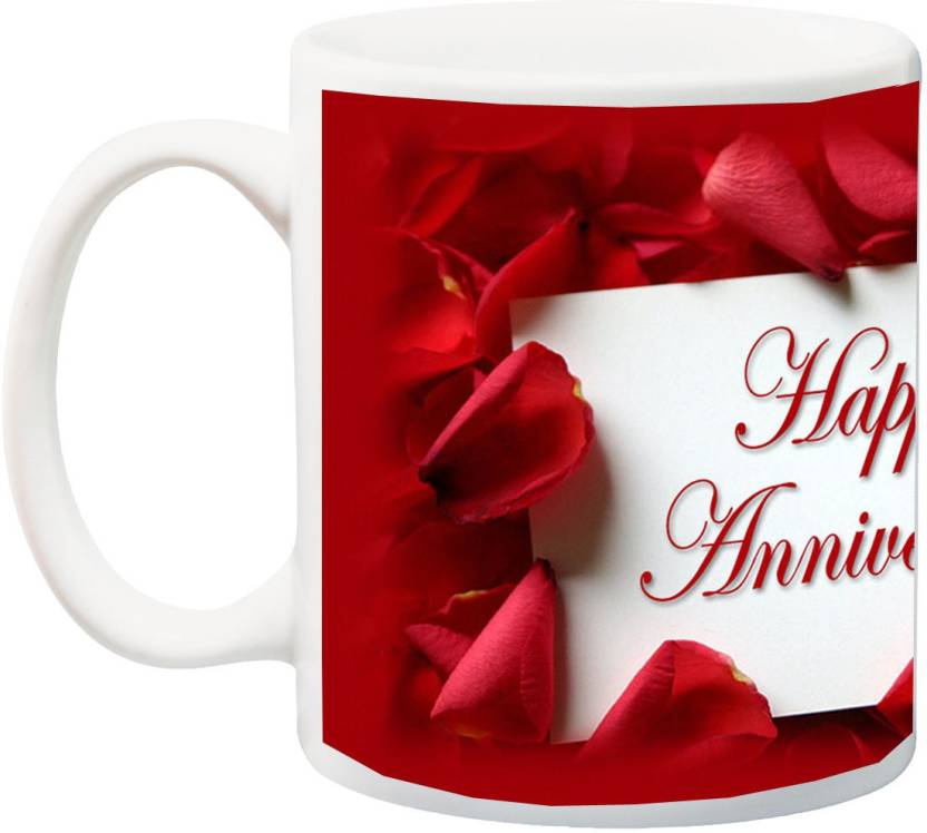 Me You Anniversary Gift For Husband Wife Ceramic Mug Price In India