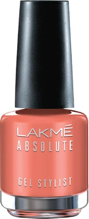 Lakme Absolute Gel Stylist Nail Color Soft Rose Price In India