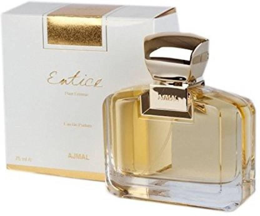Buy Ajmal Entice Her Edp Perfume 75 Ml Online In India Flipkartcom