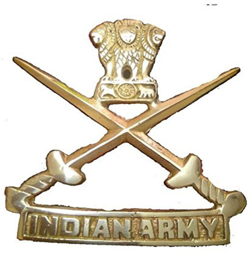 Indian army emblem photos