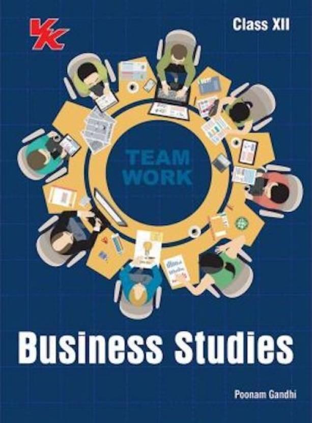 VK Business Studies Class 12 - Business Studies: Buy VK