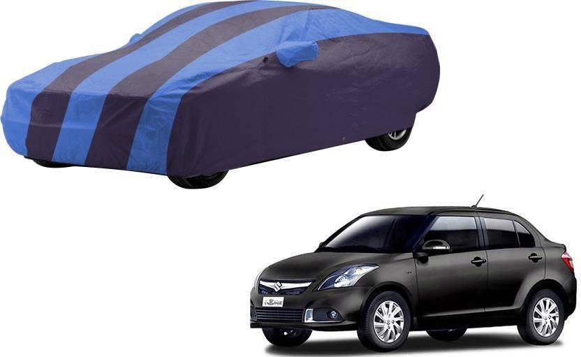 Car Mate Car Cover For Maruti Suzuki Swift Dzire (With Mirror