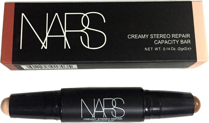 Nars PROFESSIONAL 2 IN 1 CREAMY STEREO REPAIR CONCEALS, HIGHLIGHTS,  CONTOURS Concealer