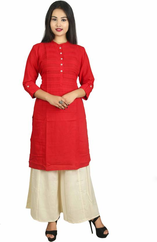 452f64cdfdd Pinkcity Style Women's Kurta and Palazzo Set