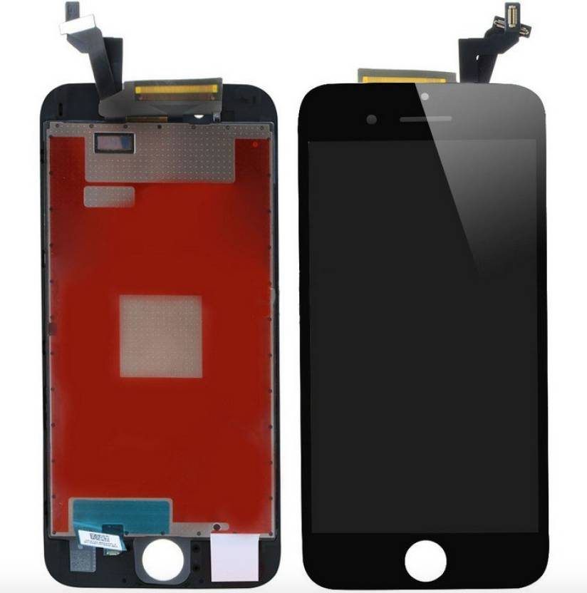 new product 0ee39 b46d5 iSupport Centre Apple iPhone 6s Plus Black 100% Original LCD IPS LCD ...